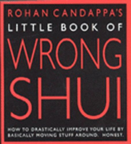 9780091869762: Little Book Of Wrong Shui