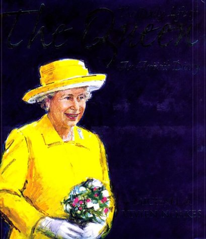 9780091869823: The Daily Life of The Queen: An Artist's Diary