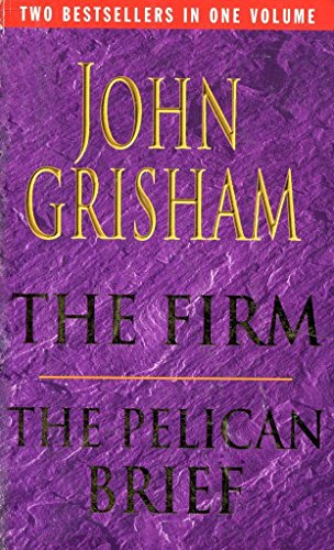 9780091870072: The Firm / The Pelican Brief