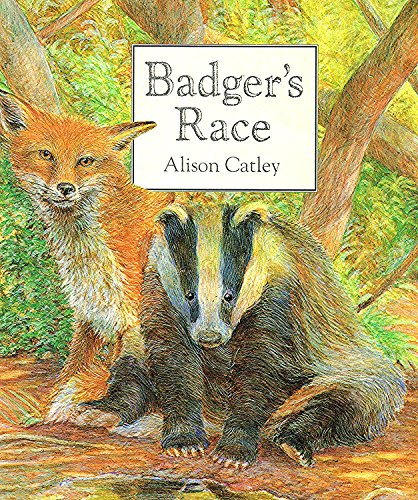 9780091873035: Badger's Race