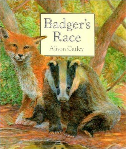 9780091873035: Badger's Race