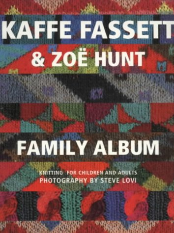 9780091873998: Family Album: Knitting for Children and Adults