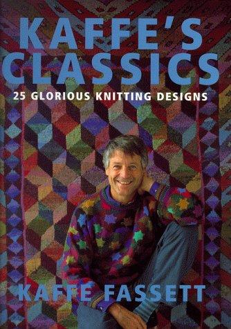 9780091874094: Kaffe's Classics: 25 Glorious Knitting Designs