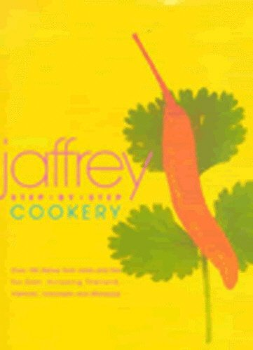 9780091875275: Madhur Jaffrey's Step-By-Step Cookery