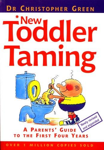 9780091875282: New Toddler Taming