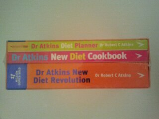 9780091876975: DR ATKINS COMPLETE DIET COLLECTION (THE ORIGINAL ATKINS DIET) BOX SET