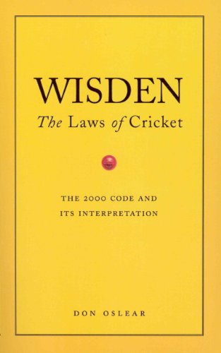9780091877903: Wisden's The Laws of Cricket