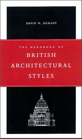 9780091878030: The Handbook of British Architectural Styles