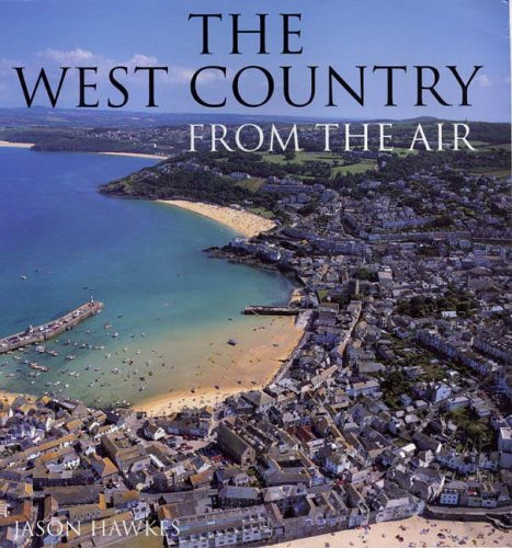 9780091879068: The West Country from the Air