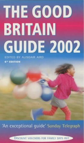 9780091879693: The Good Britain Guide 2002