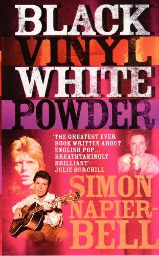 9780091880927: Black Vinyl White Powder