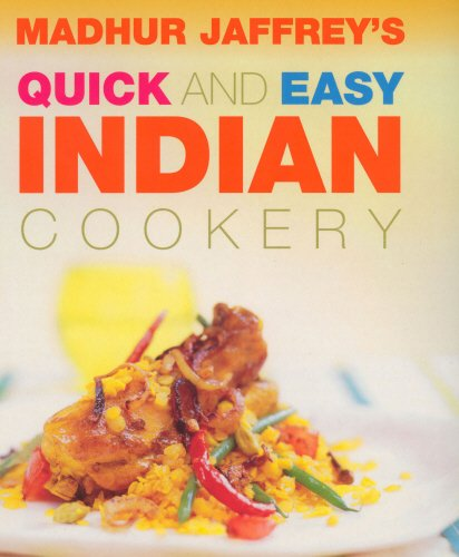 9780091881122: Quick and Easy Indian Cookery