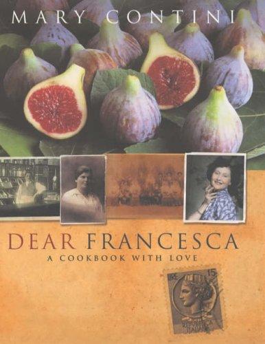 9780091881764: Dear Francesca