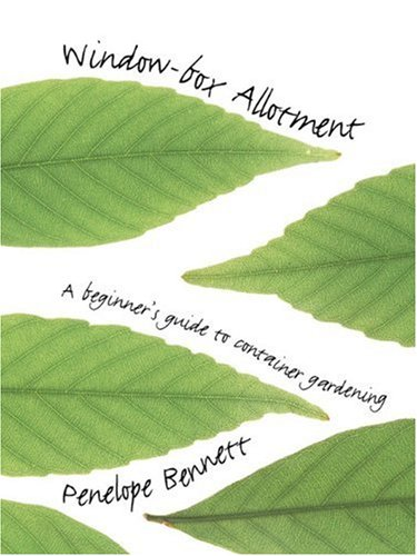 9780091882563: The Window Box-Allotment: A Beginner's Guide to Container Gardening