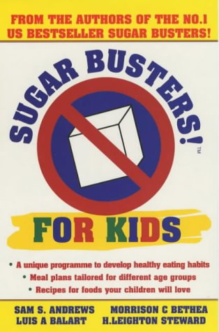9780091882860: Sugar Busters for Kids
