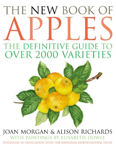 9780091883980: The New Book of Apples: The Definitive Guide to Over 2,000 Varieties