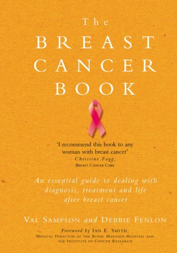 9780091884536: The Breast Cancer Book