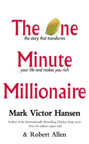 9780091884635: One Minute Millionaire