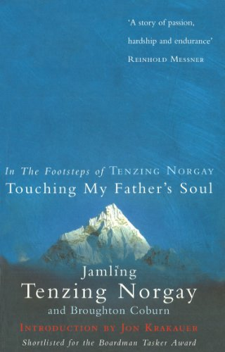 9780091884673: Touching My Father's Soul