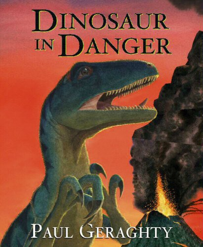 9780091884833: Dinosaur in Danger