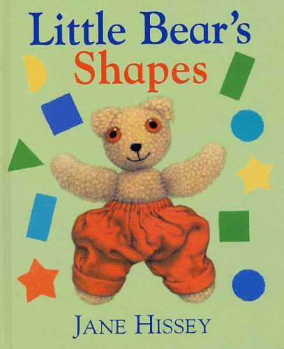 9780091884857: Little Bears Shapes