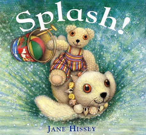 9780091885007: Splash! (Old Bear)