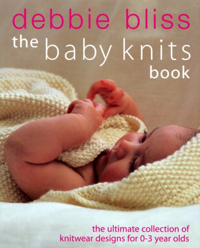 9780091885137: The Baby Knits Book