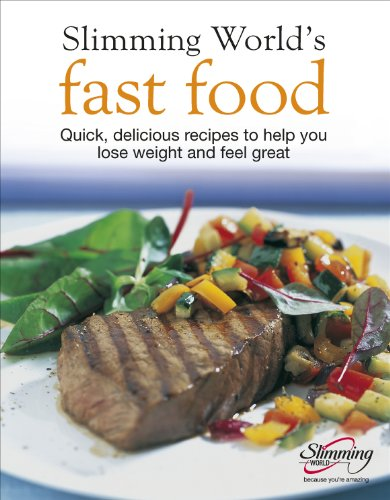Fast Food. Quick, Delicious Recipes to Help You Lose Weight and Feel Great
