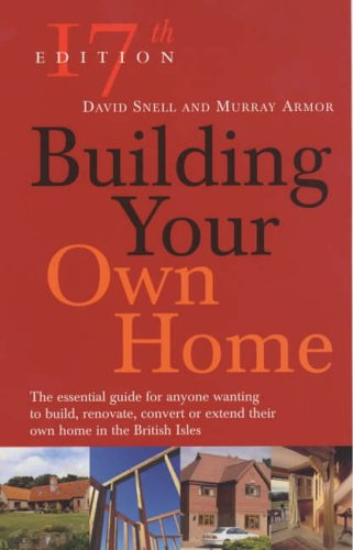 9780091886196: Building Your Own Home