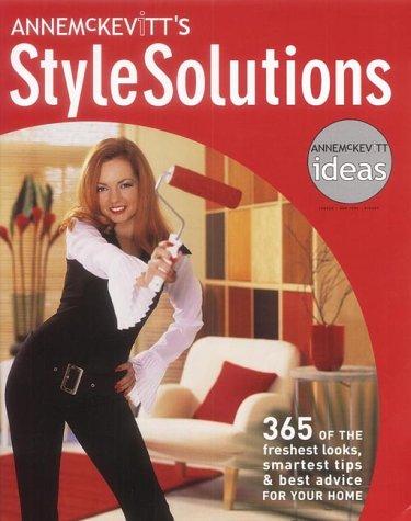 9780091886882: Anne McKevitt's Style Solutions