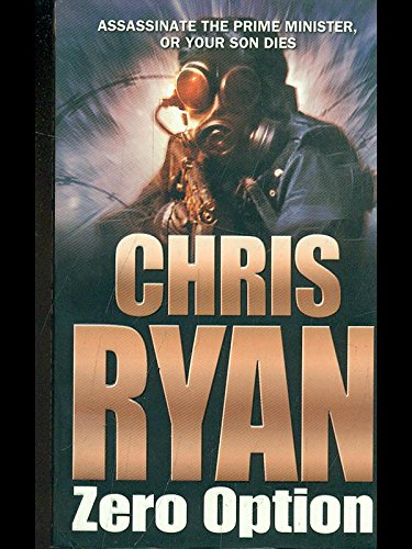 9780091887186: The Chris Ryan (4 Book) Collection - Zero Option, The Watchman, Land of Fire, The One that Got Away