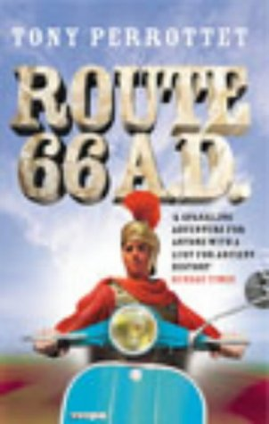 Route 66 Ad : On the Trail: Tony Perrottet
