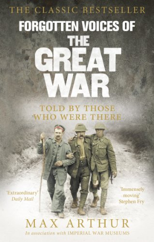 9780091888879: Forgotten Voices Of The Great War