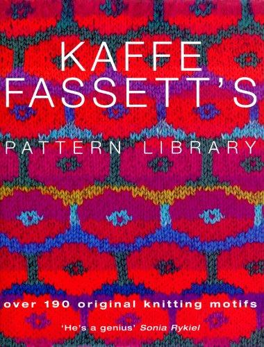 9780091889173: Kaffe Fassett's Pattern Library