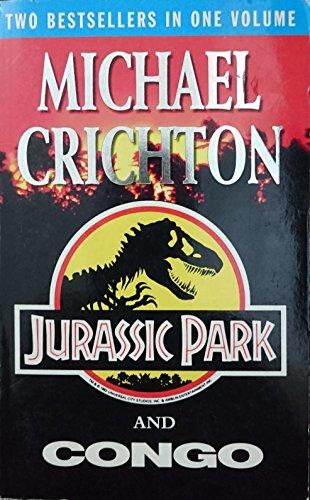 9780091889791: Jurassic Park / Congo