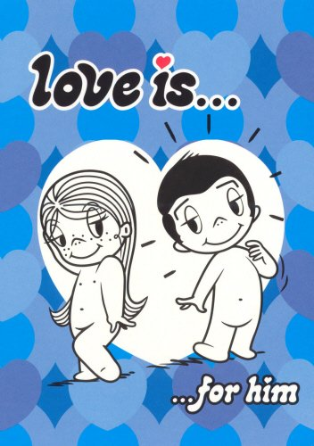 9780091891169: Love is...: For Him