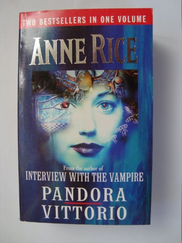 9780091891473: Pandora and Vittorio the Vampire