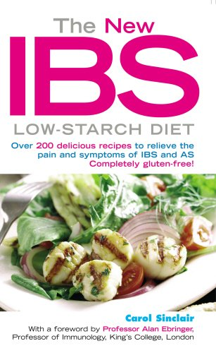 9780091891510: The IBS Low-Starch Diet: Why starchy food may be hazardous to your health