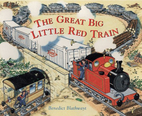 9780091892883: Great Big Little Red Train