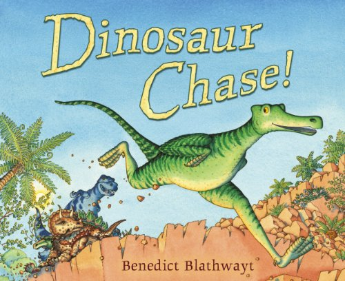 9780091892937: Dinosaur Chase!