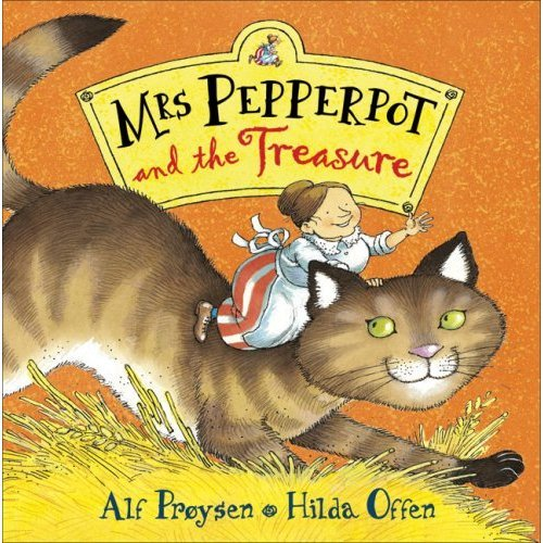 9780091893439: Mrs Pepperpot and the Treasure