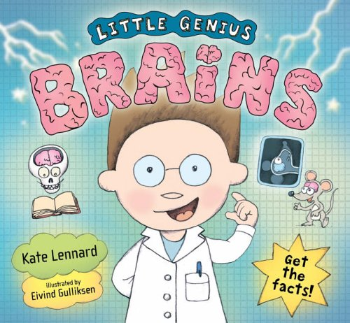 9780091893446: Little Genius: Brains