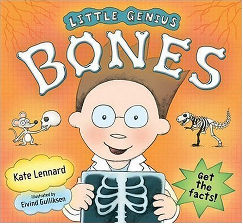 9780091893453: Little Genius: Bones