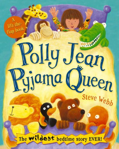 9780091893477: Polly Jean Pyjama Queen