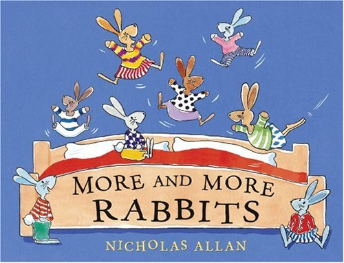 9780091893736: More and More Rabbits