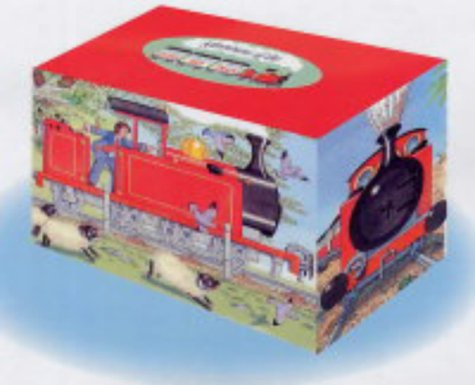 9780091893743: Little Red Train: Mini Hardback Set