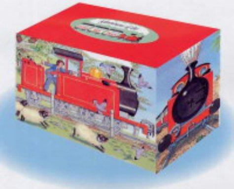 9780091893743: Little Red Train: Mini Hardback Set