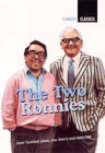 9780091894542: The Two Ronnies: Their Funniest Jokes, One-Liners and Sketches (Comedy Classics)