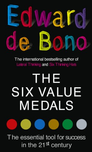 The six value medals.