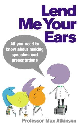 9780091894795: Lend Me Your Ears